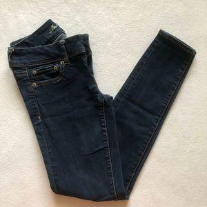 American Eagle Skinny Denim Jeans Stretch 2 Reg